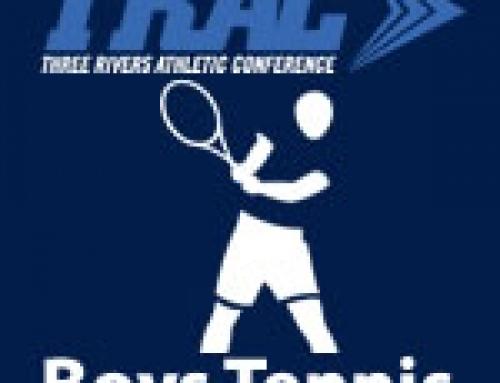 4/23 TRAC Boys Tennis Scores
